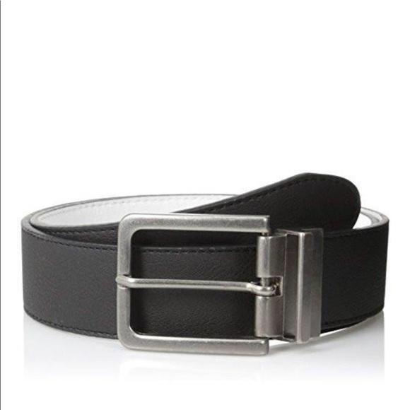 Bill Adler Mens Reversible Belt